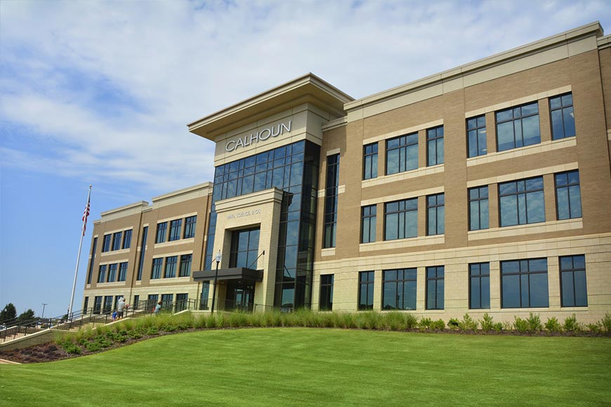 Visit Calhoun – Calhoun Community College