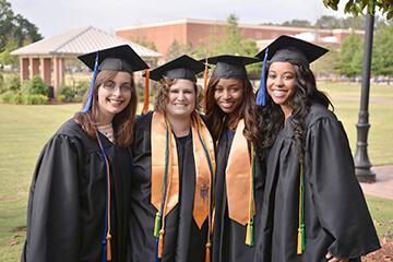 Calhoun Graduates