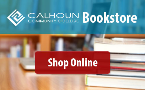 Go to the Calhoun Bookstore website