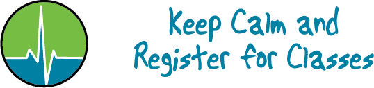 Step 1 - Keep Calm and Register