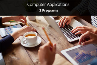 Computer Applications - 2 Programs
