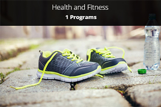 Health and Fitness - 1 Program