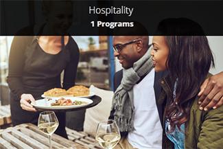 Hospitality - 1 Program