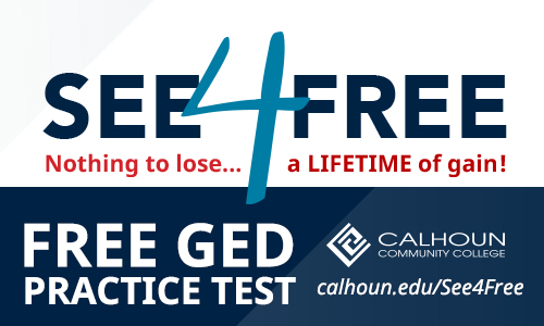See4Free FREE GED Practice Test!