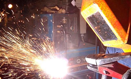 welding image