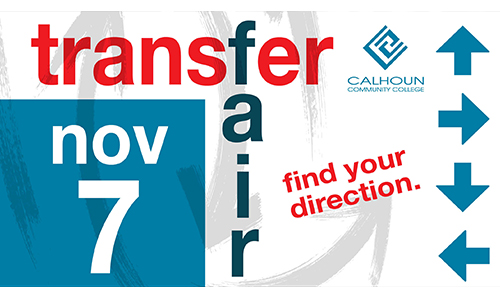 Transfer Fair Nov. 7