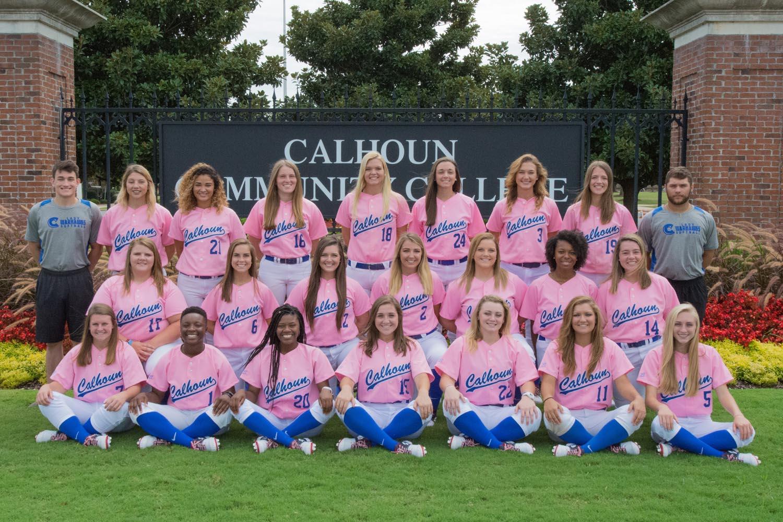 2018-2019 Calhoun Lady Warhawks