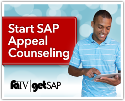 Start SAP Appeal Counseling
