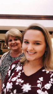 Dr. Dee Dee Jones and daughter Caroline