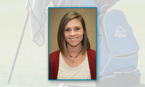 Arin Eddy, new Calhoun Women's Golf Coach