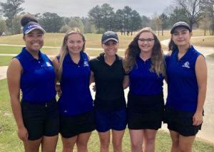 2019 Women's Golf