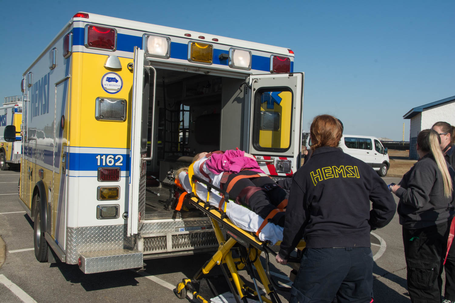 calhoun to conduct annual mass casualty incident drill