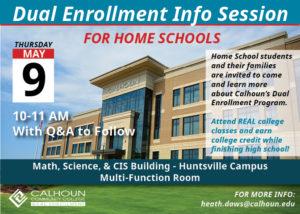 Dual Enrollment Info Session