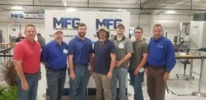 Manufacturing Challenge Competition Team