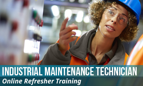 Industrial Maintenance Online refresher Training