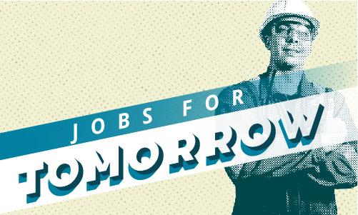 jobs for tomorrow