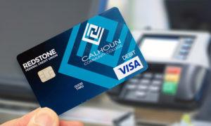 Calhoun Affinity Debit Card