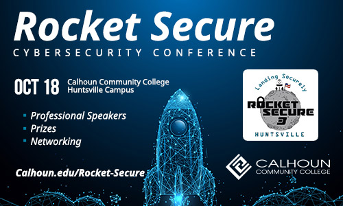 Rocket Secure Graphic
