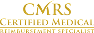 CMRS - Certified Medical Reimbursement Specialist logo