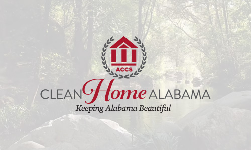 Clean Home Alabama logo