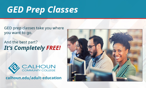GED Prep classes slider