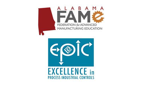 FAME and EPIC logos
