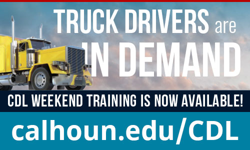 CDL weekend graphic