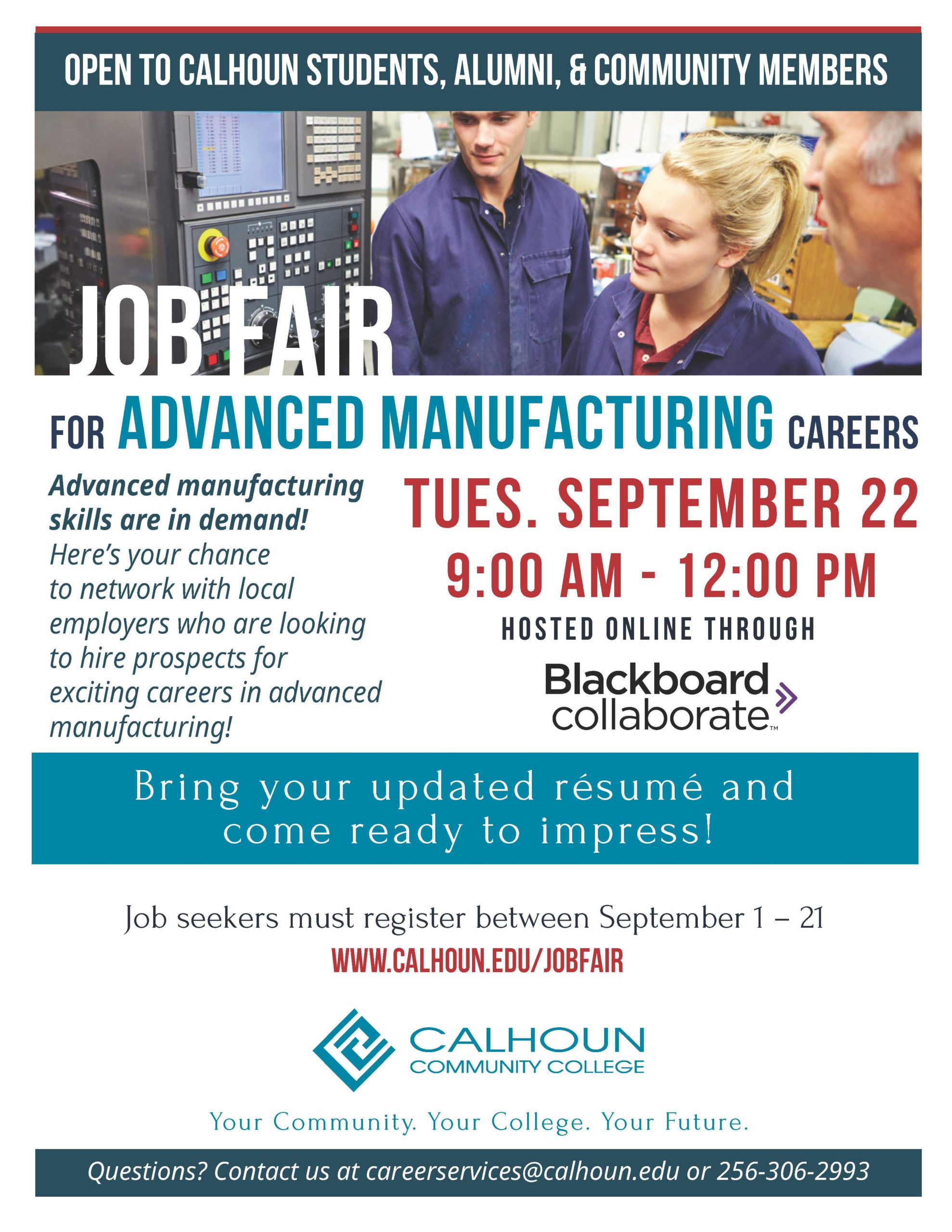 job fair sept 2020 flyer STUDENTS(2)