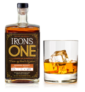 Irons One Whiskey Tasting Event