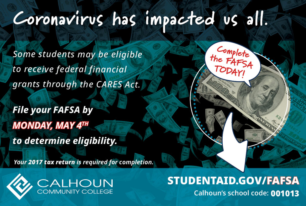 FAFSA Email Graphic