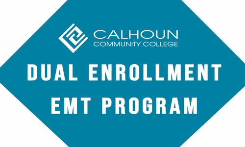Dual Enrollment EMT Program info sesion video