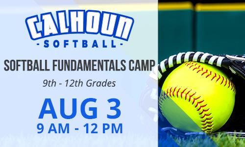 2020 Softball Fundamentals Camp slider