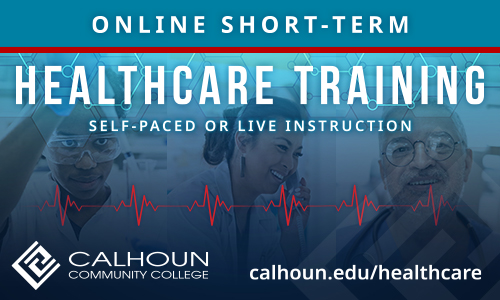 Healthcare training slider