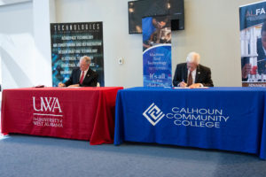 CCC UWA Agreement Signing