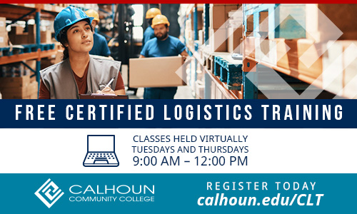 Certified Logistics Training graphic