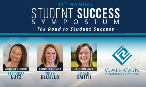 student success symposium graphic