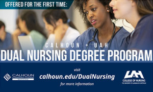 Calhoun + UAH Dual Nursing feature img