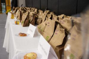 scholarship breakfast bags