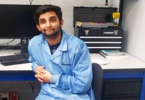 Ritik Patel--Dynetics