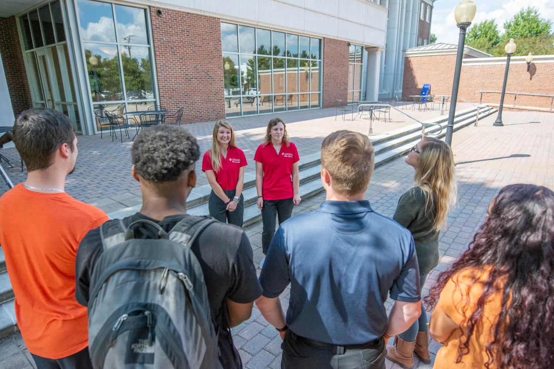 warhawk student tour