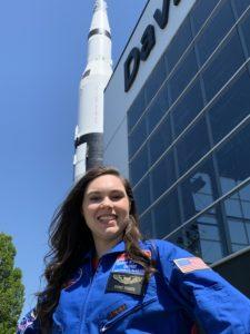 Sydney Roberts -U.S. Space & Rocket Center