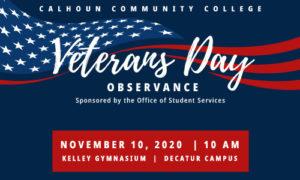 Veterans Day Slider Graphic