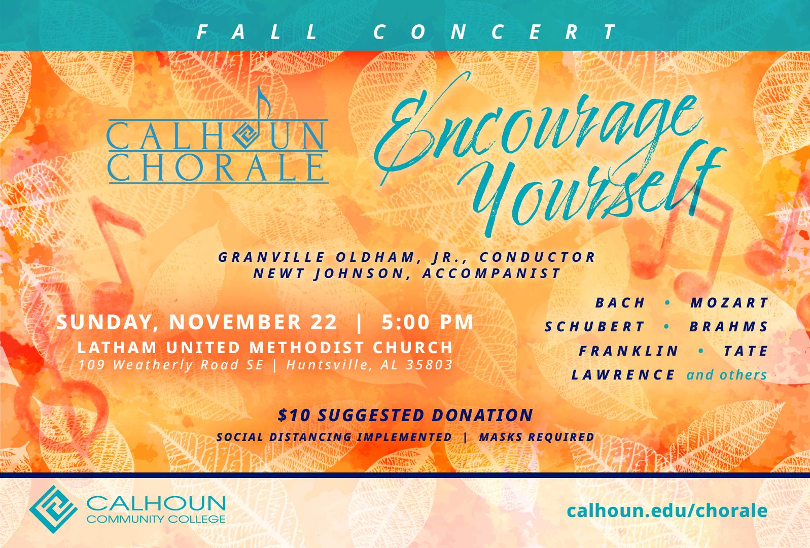 calhoun chorale graphic