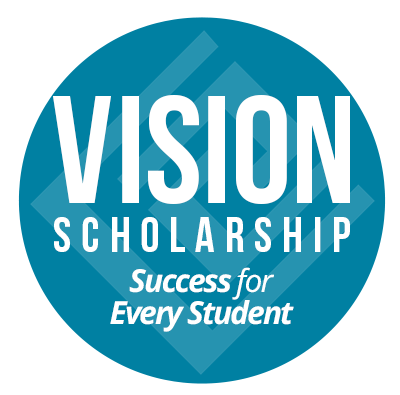 Vision Scholarship - success for every student