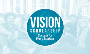 Vision Scholarship Feature Image