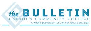 the bulletin masthead