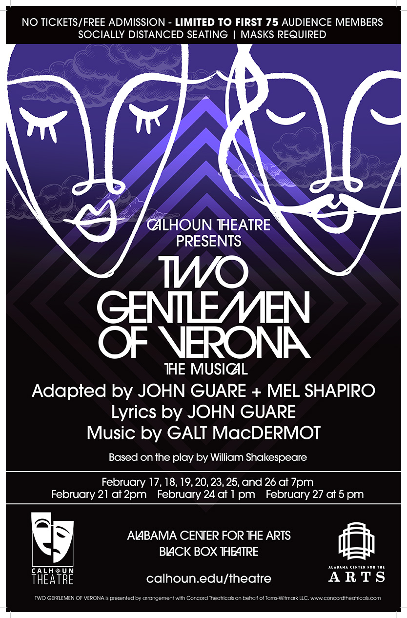 Two Gentlement of Verona poster