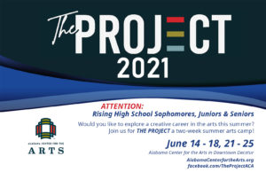 The Project 2021 graphic