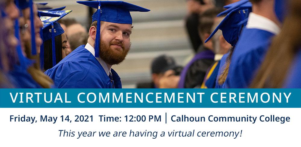 graduation web graphic